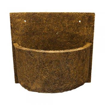 1/2 Vaso Nº 17 com Placa Média 29 cm x 26 cm